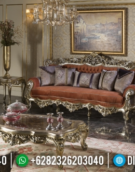 Jual Sofa Tamu Mewah Ukiran Luxury Antique Style Glamorous BT-0784