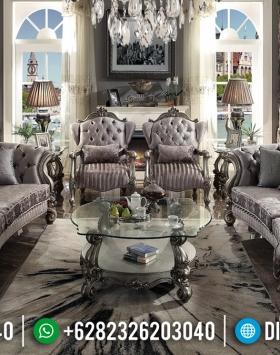 Sofa Tamu Mewah Absolute Ukiran Jepara Luxury Best Product Quality BT-0807