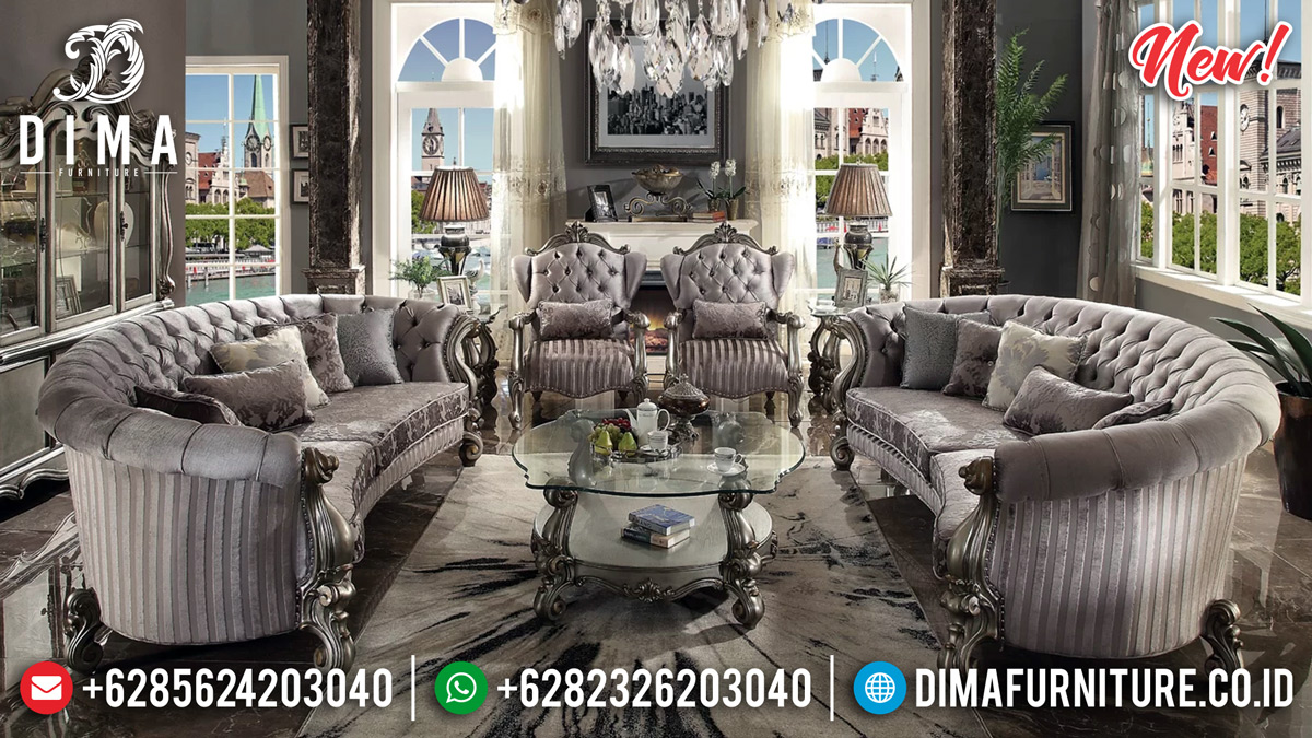 Sofa Tamu Mewah Absolute Ukiran Jepara Luxury Best Product Quality BT-0807