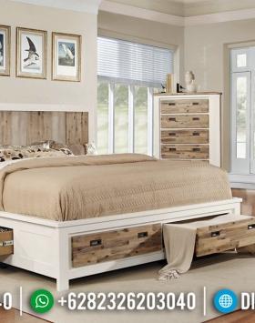 Tempat Tidur Minimalis Jepara Design Interior Furniture Inspiring BT-0795