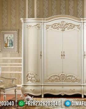 Vanity Room Lemari Pakaian Mewah Ukiran Jepara New Luxury Classic BT-0827