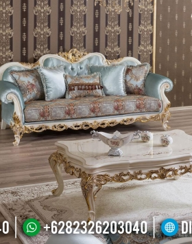 High Class Design Set Sofa Tamu Jepara Ukiran Mewah Luxy Interior Design BT-0854