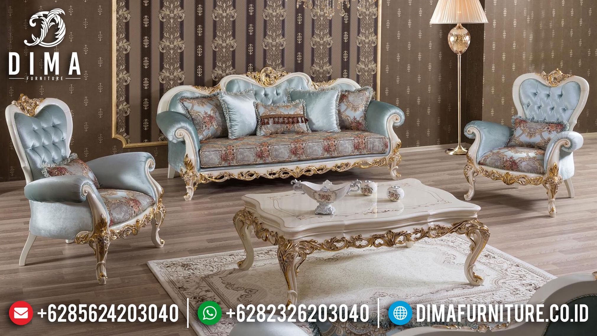 High Class Design Set Sofa Tamu Jepara Ukiran Mewah Luxy Interior Design BT-0854