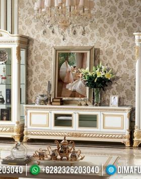 Jual Bufet TV Mewah Art Deco Living Room Luxury Design BT-0875