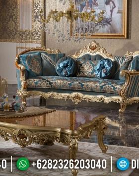 Jual Set Sofa Tamu Mewah Classic Luxury Golden Emperial Style BT-0855