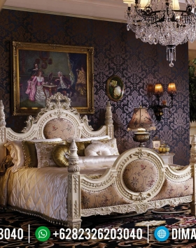 Baroque Kamar Set Ukiran Mewah Luxury Classic Best Product Furniture Jepara BT-0935