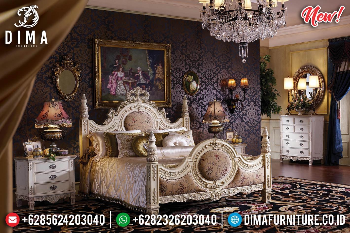 Baroque Kamar Set Ukiran Mewah Luxury Classic Best Product Furniture Jepara BT-0935
