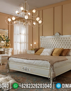 Best Seller Kamar Set Mewah Ukiran Luxury Classic Furniture Jepara Terbaru BT-0931