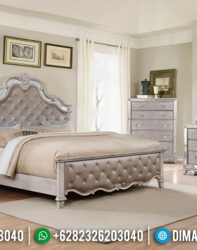 Tempat Tidur Mewah Minimalis Luxury Type Design Interior Inspiring BT-0887