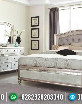 Tempat Tidur Minimalis Modern Deluxe Room New Elegant Europe Style BT-0928