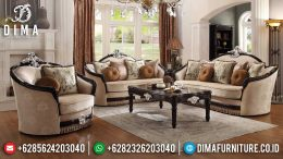 Best Sale Sofa Tamu Mewah Jepara Elegant Color Style Luxury Classic BT-1015