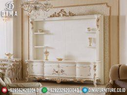 Big Sale Bufet TV Mewah Jepara Luxury Classic Design BT-0963