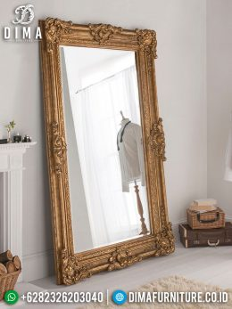 Cermin Hias Mewah Jepara Luxury Carving Best Seller BT-0993