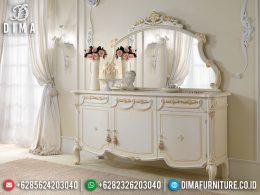 Desain Meja Konsul Mewah Jepara High Project Quality Concept BT-0968