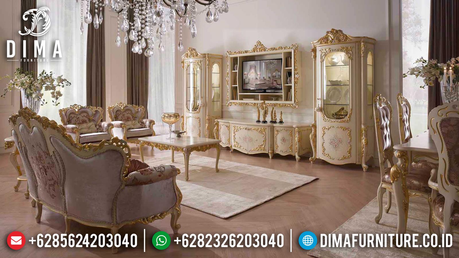 Flash Sale Bufet TV Mewah Excellent Color New Design 2021 BT-0983