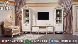 Jual Bufet TV Mewah Putih Duco Luxury Interior Design Inspiring BT-0985