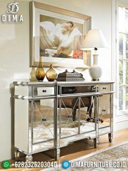 Meja Konsol Minimalis Modern Terbaru Luxury Elegant Design BT-0998