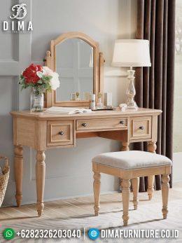 Meja Rias Mewah Jepara Luxurious Design Excellent Color BT-0991