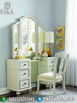 Meja Rias Minimalis Terbaru Simple Elegant Art Duco Color BT-0992