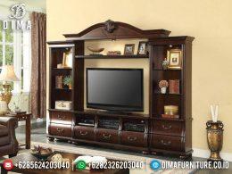 New Bufet TV Jati Set Lemari Hias Jepara Luxurious Design BT-0981