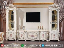 New Bufet TV Mewah Classic Luxury Art Duco Combination Color BT-0969