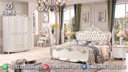 Set Tempat Tidur Mewah Classic Jepara Terbaru Popular BT-1021