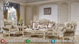 Sofa Tamu Mewah Empire Design Luxury New Italian Furniture BT-1020