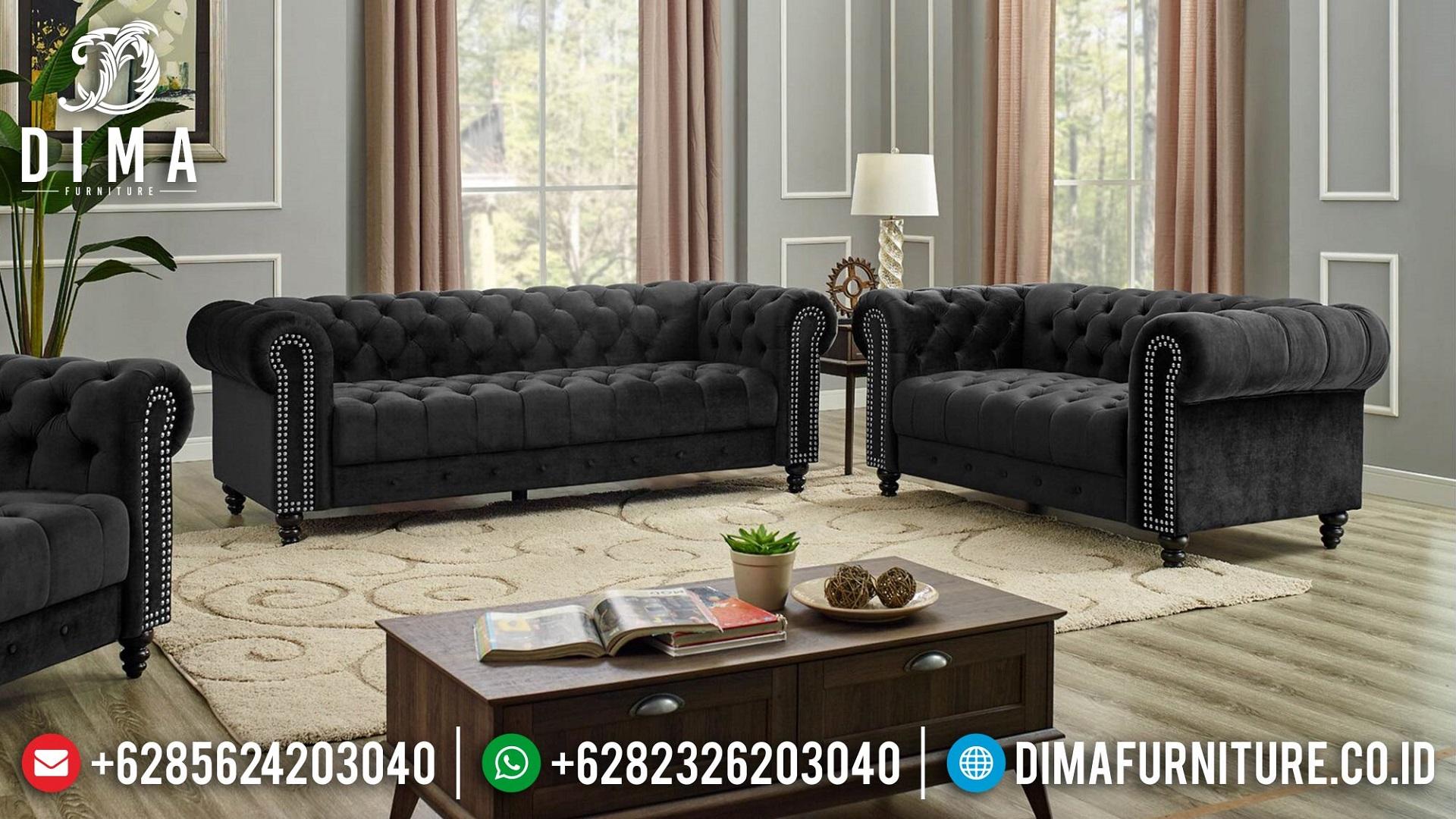 Sofa Tamu Minimalis Jepara Simple Elegant Furniture Jepara BT-1009