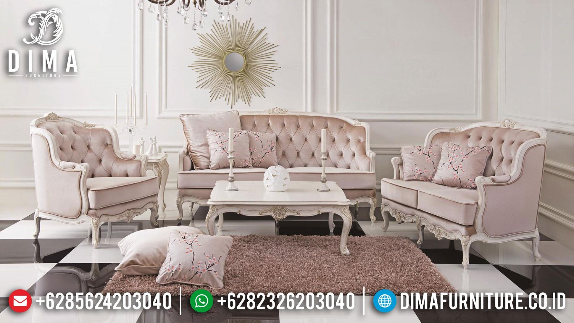 Sofa Tamu Minimalis Shabby Best Design Special Furniture Lebaran BT-1012