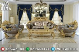 Special Lebaran Sofa Tamu Mewah Ukiran Jepara Luxury Carving BT-1005