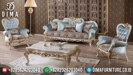 Terapik Sofa Tamu Mewah Terbaru Jepara Luxurious Classic Excellent Color BT-1019