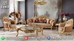 Best Seller Desain Sofa Tamu Mewah Jepara Greatest Luxury BT-1034