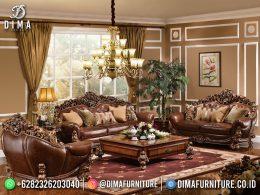Best Seller Desain Sofa Tamu Mewah Jepara Luxury Carving Classic Style BT-1131