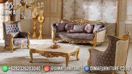 Best Seller Desain Sofa Tamu Mewah Jepara Luxury Color Combination BT-1042