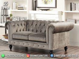 Best Seller Desain Sofa Tamu Minimalis Jepara 3 Seater Elegant Style BT-1110