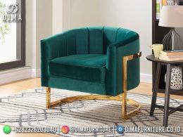 Best Seller Desain Sofa Tamu Minimalis Jepara Elegant Style Skelaton U BT-1117