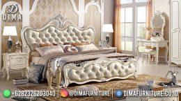 Best Seller Desain Tempat Tidur Mewah Jepara Classic Style Italian Bedroom BT-1136