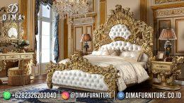 Best Seller Desain Tempat Tidur Mewah Jepara Full Carved Luxury Skeleton BT-1147