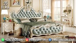 Best Seller Desain Tempat Tidur Mewah Jepara Luxury Best Furniture BT-1150