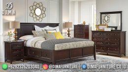 Best Seller Desain Tempat Tidur Minimalis Jepara Best Craftsman BT-1080