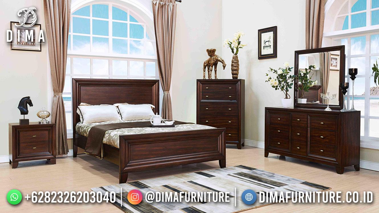 Desain Set kamar Minimalis Jepara Terbaru 2021-19