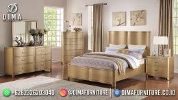 Energy Design Kamar Set Minimalis Jepara Golden Color BT-1161