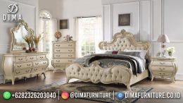 Greatest Desain Tempat Tidur Mewah Jepara Elegant Bedroom BT-1081