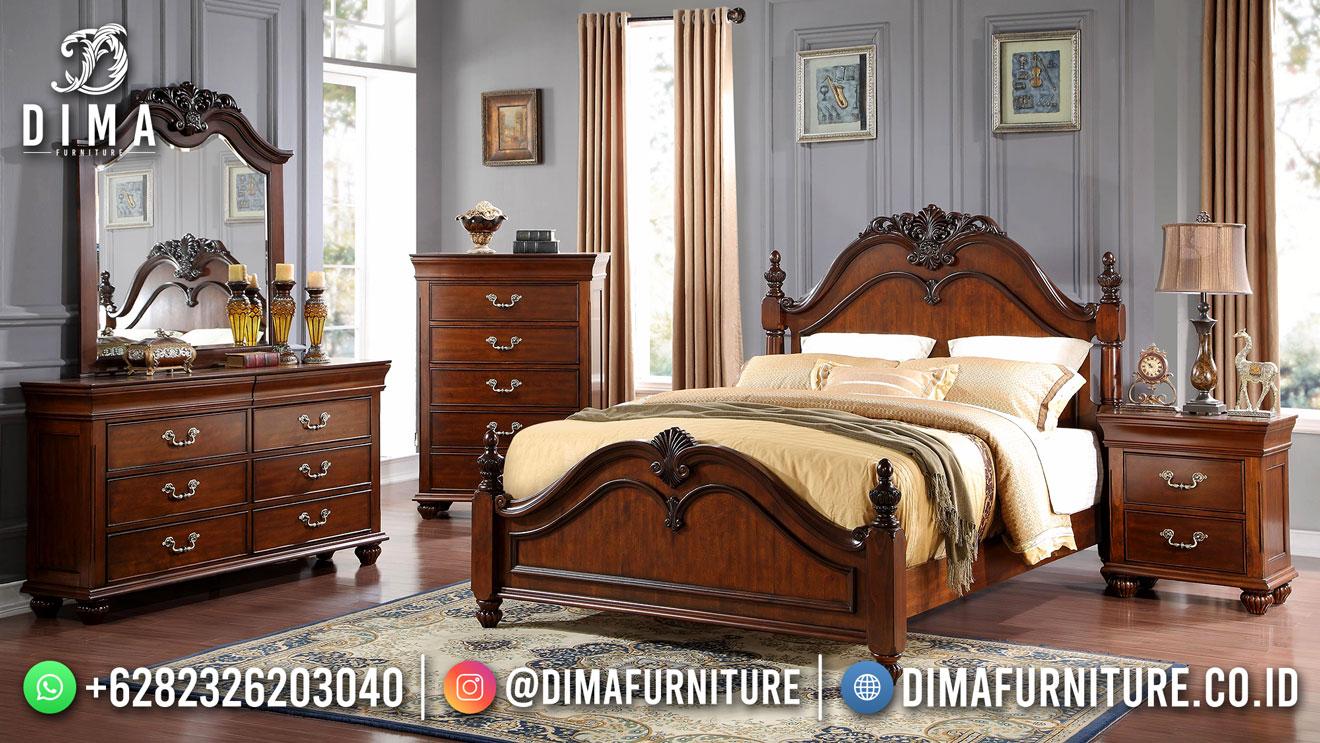 High Quality Tempat Tidur Minimalis Jepara Simple Design BT-1159