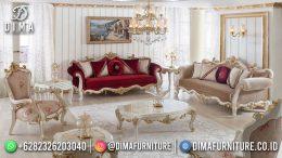 Inspired Desain Sofa Tamu Mewah Jepara Luxurious Dazzling BT-1037