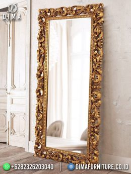Jual Cermin Hias Jepara Luxury Carved Frame BT-1073