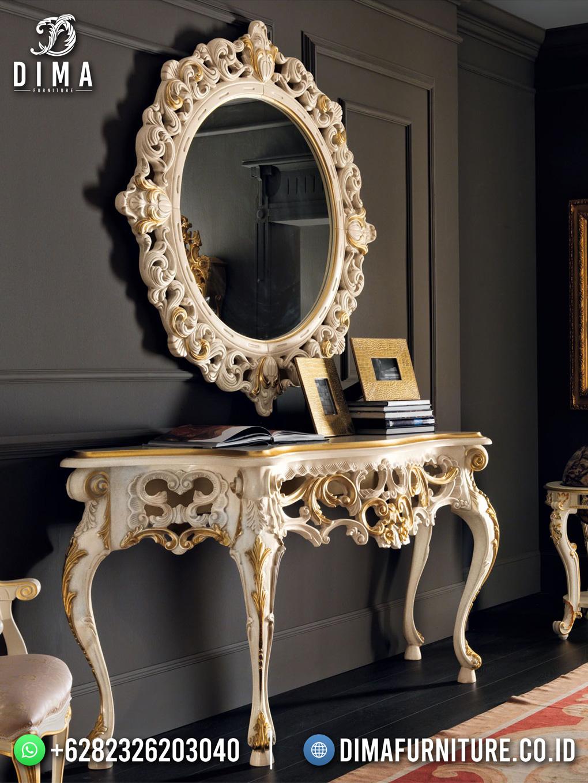 Model Meja Konsol Mewah Jepara Beautiful Carved Luxury Design BT-1067