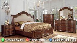 Popular Desain Tempat Tidur Minimalis Jepara Jati Perhutani BT-1158