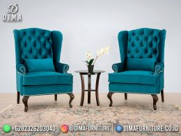 Popular Sofa Tamu Minimalis Jepara Classic Style Modern Design BT-1128