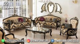 Unique Desain Sofa Tamu Klasik Jepara Elegant Style Hight Quality BT-1040